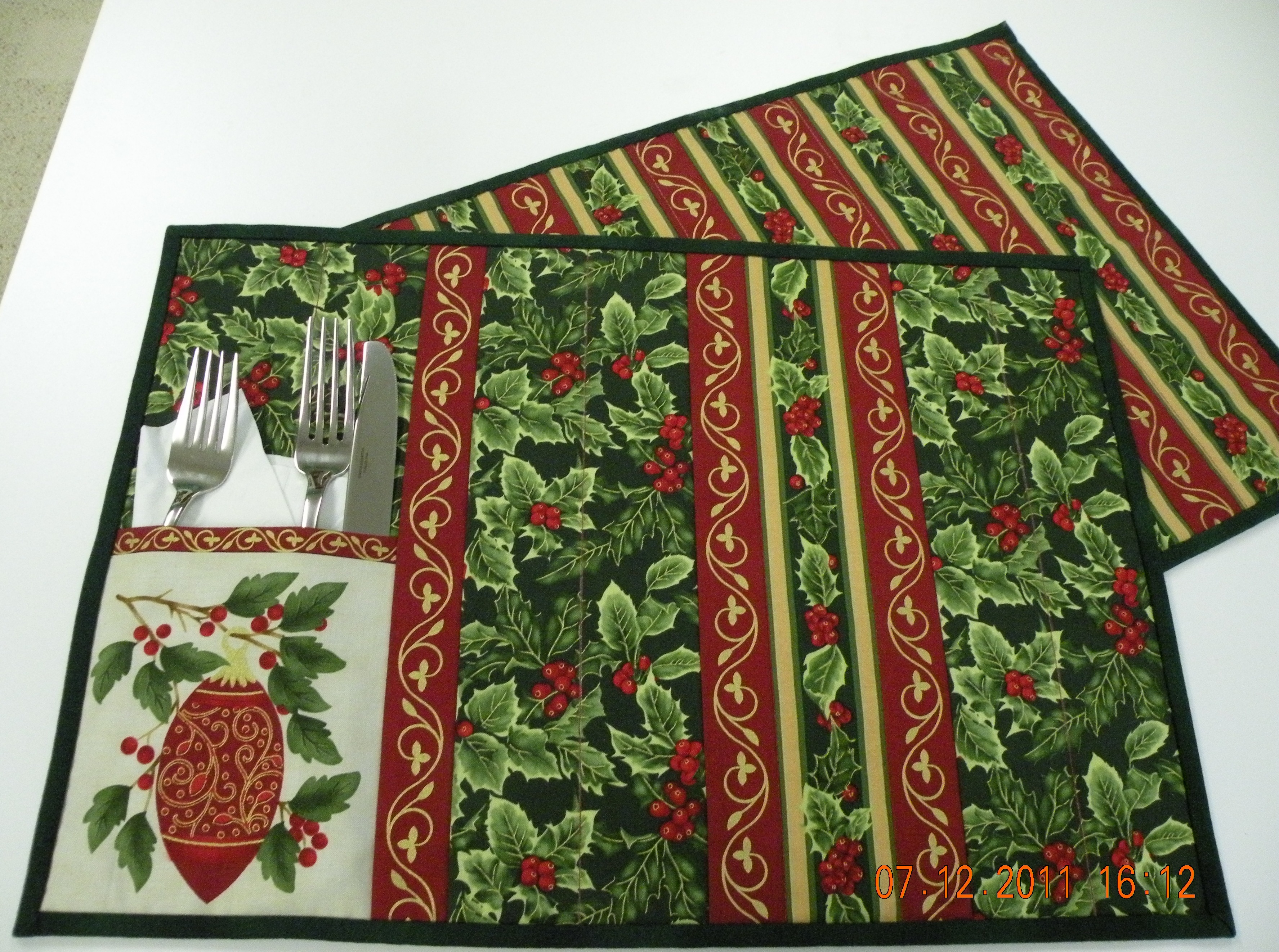 Quilt Patterns Placemats Patterns Gallery
